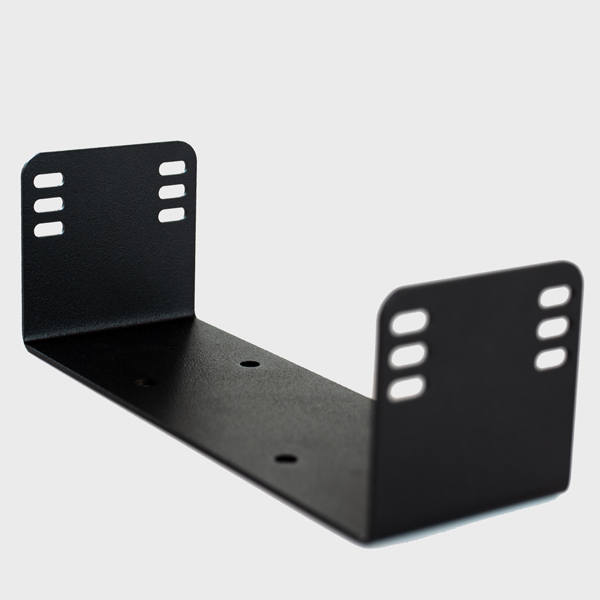 Low Profile Radio Mounting Bracket Side