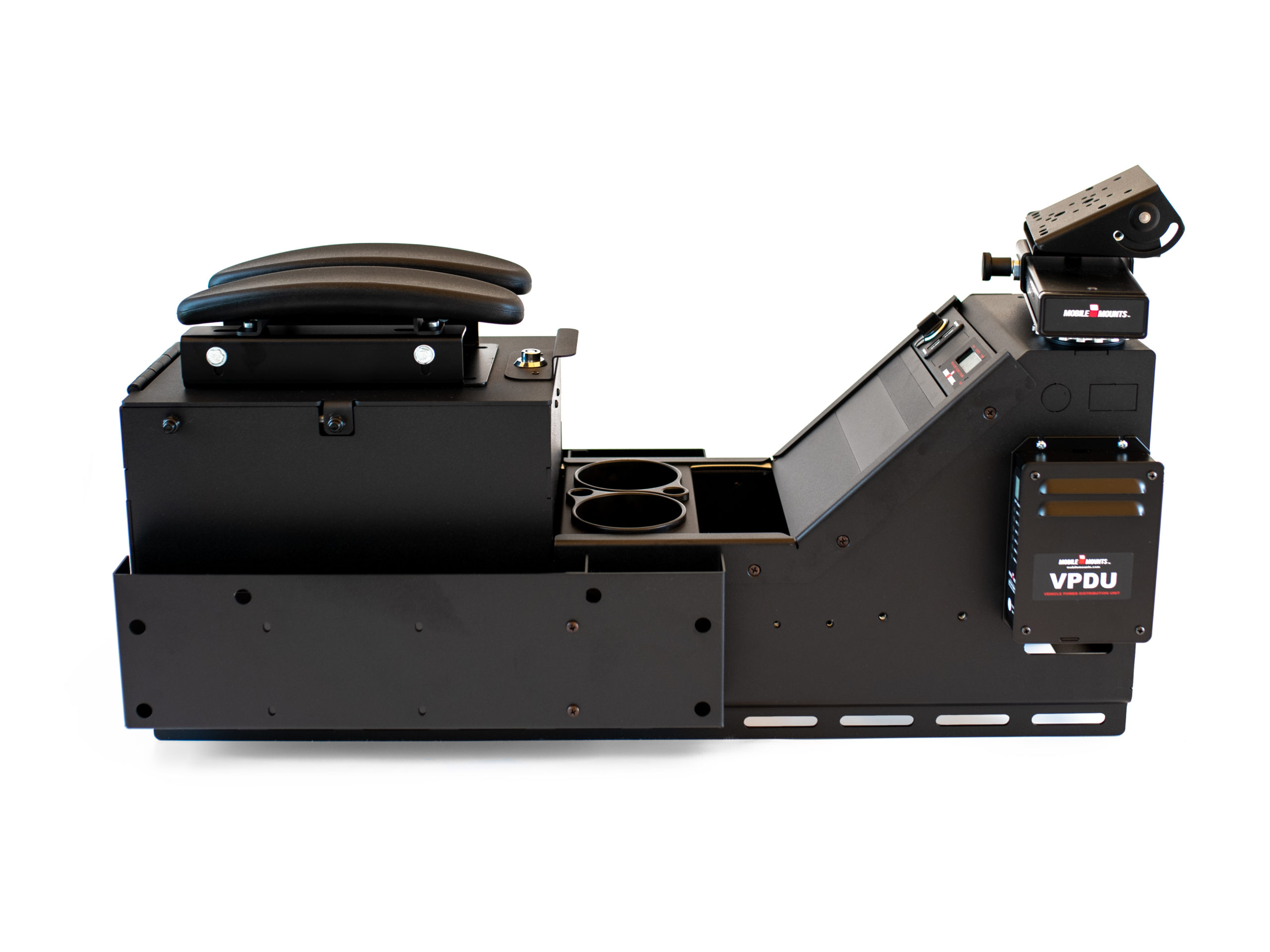Mobile Mounts Pickup Console