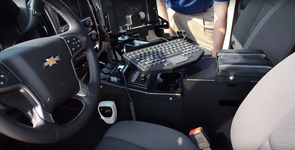 Work Truck Console a great solution for utility and field service customers